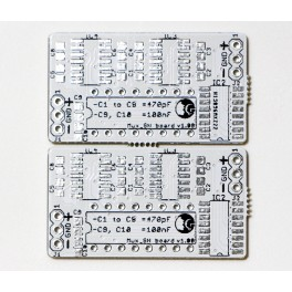Mux SH boards